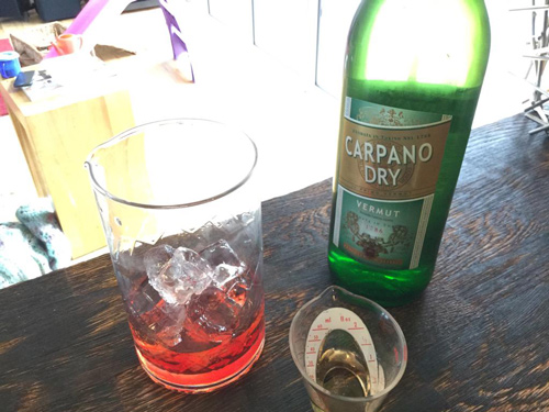 Master of Cocktails Carpano Dry