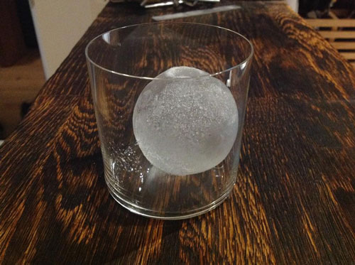 Master of Cocktails Ice Ball
