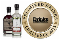 Pre-Mixed Drinks Challenge 2015