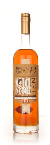 Smooth Ambler 10 Year Old Bourbon