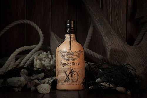 Rumbullion! XO 15 Years Old