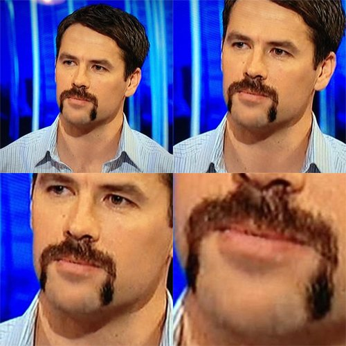 Michael Owen Movember