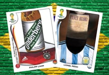 World Cup Fional Germany Argentina Digestifs