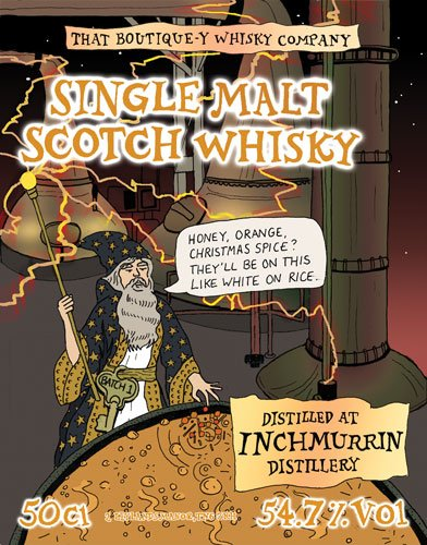 Inchmurrin Batch 1 That Boutique-y Whisky Company