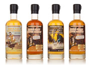 That Boutique-y Whisky Company October releases