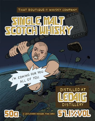 Ledaig Batch 1 That Boutique-y Whisky Company