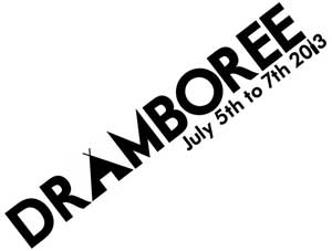 dramboree logo whisky weekend 2013