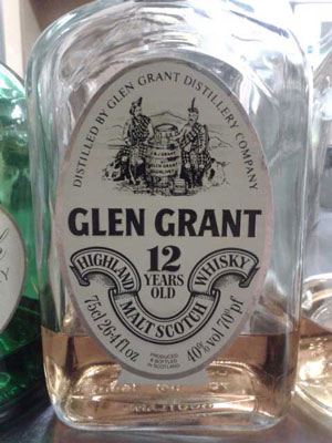 dramboree whisky weekend 2013 glen grant