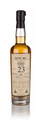 Master of Malt Single Cask Ardbeg 23YO