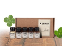 St Patrick's Day 2015 Irish Whiskey Tasting Set