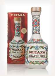 Metaxa 40 Year Old Grand Fine - 1970s