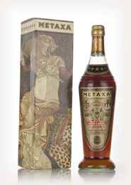 Metaxa 7 Star (70cl) - 1970s
