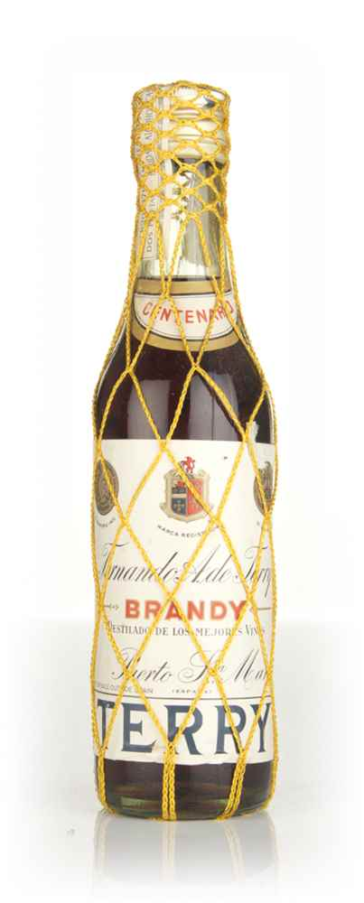 Terry Brandy Centenario (35cl) - 1960s
