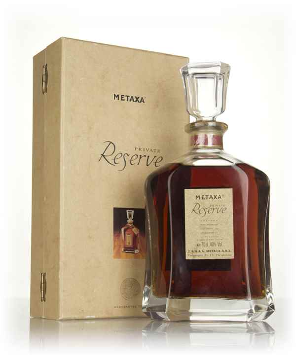 Metaxa Private Reserve - 1990s