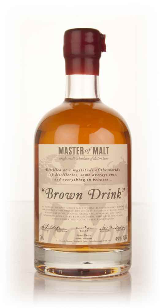 Master of Malt's Brown Drink (Batch 4)