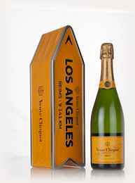 Veuve Clicquot Brut Yellow Label - Los Angeles Clicquot Arrow