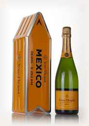 Veuve Clicquot Brut Yellow Label - Mexico Clicquot Arrow