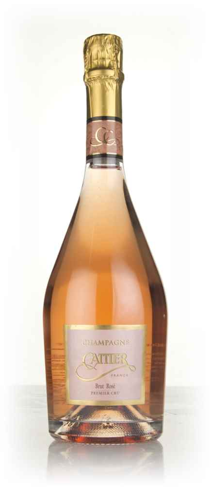 Cattier Brut Antique Rosé