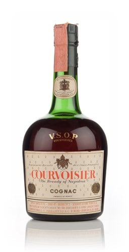 Courvoisier VSOP (Green Bottle) - 1960s