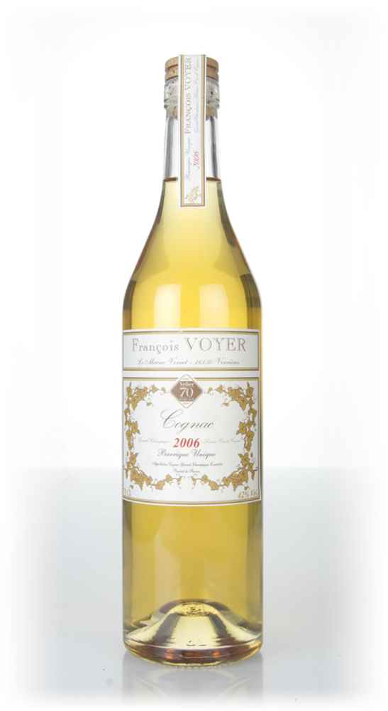 François Voyer 2006 Barrique Unique