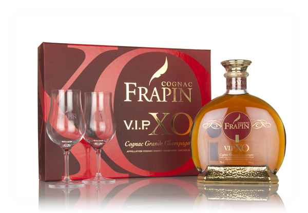 Frapin vip xo gift pack with 2x glasses cognac master of malt frapin vip xo gift pack with 2x glasses negle Image collections