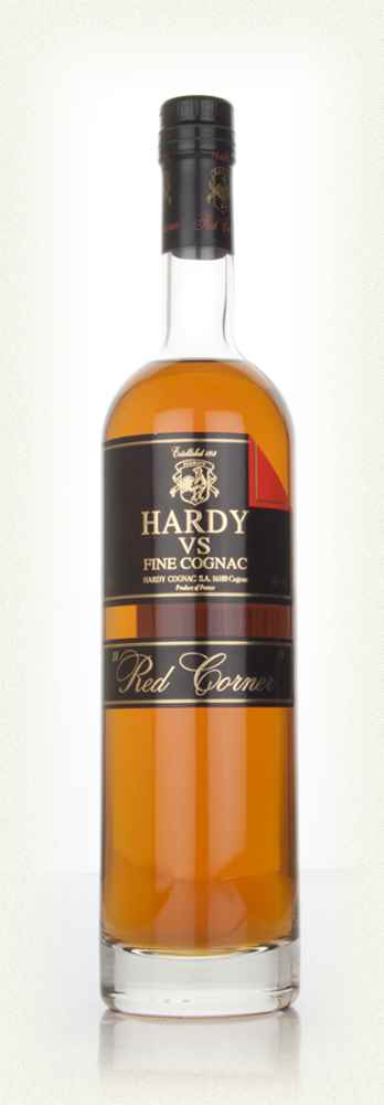 Hardy VS Fine Cognac - Red Corner