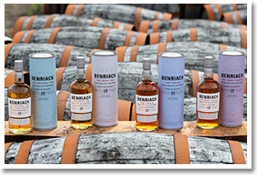 Benriach Whisky Distillery
