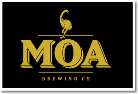 Moa Brewing Company Brewery