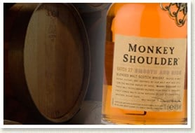 Monkey Shoulder Branded Whisky