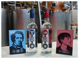 New York Distilling Company Gin Distillery