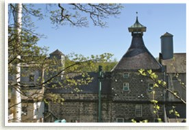 Speyburn Whisky Distillery