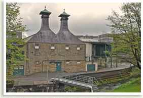 Strathmill Whisky Distillery