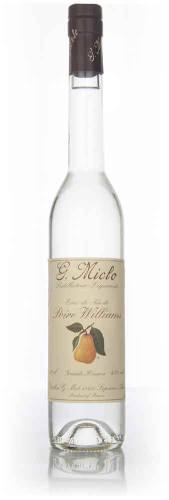 G. Miclo Eau de Vie de Poire William 50cl (Old Bottling)