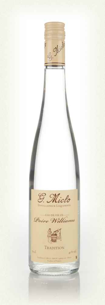 G. Miclo Eau de Vie de Poire William