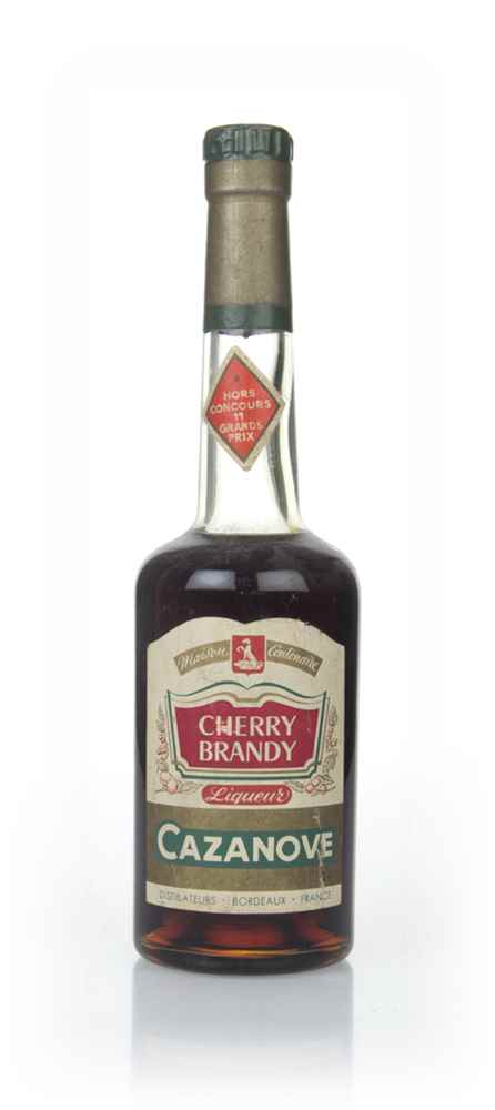 Cazanove Cherry Brandy - 1950s