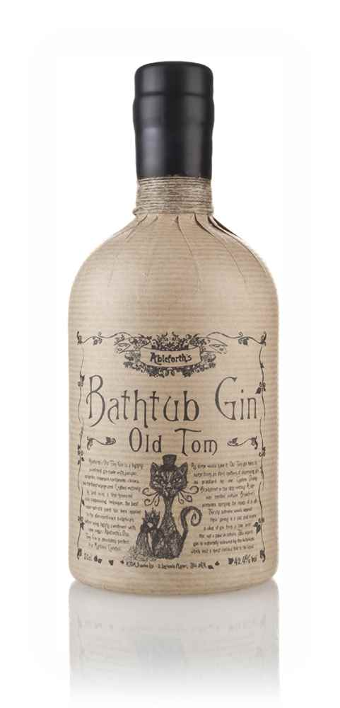 Bathtub Gin - Old Tom