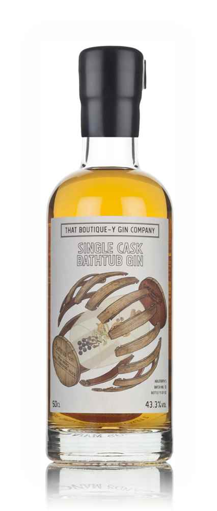 Single Cask Bathtub Gin - Ben Nevis Palo Cortado Cask (That Boutique-y Gin Company)