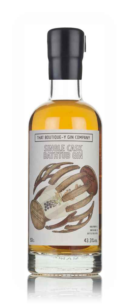 Single Cask Bathtub Gin - Bruichladdich Pedro Ximénez Cask (That Boutique-y Gin Company)