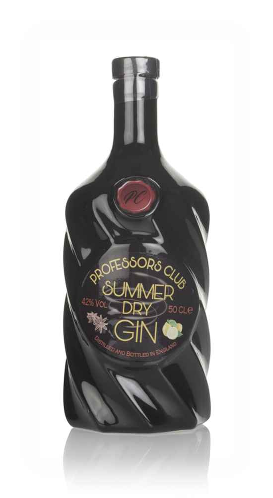 Professors Club Summer Dry Gin