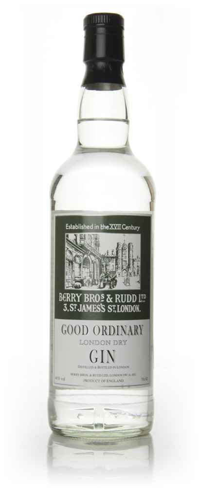 Good Ordinary Gin (Berry Bros. & Rudd)
