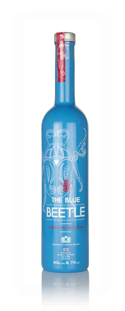 Blue Beetle London Dry Gin