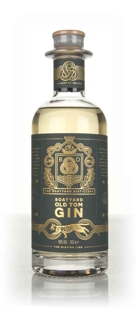 Boatyard Old Tom Gin