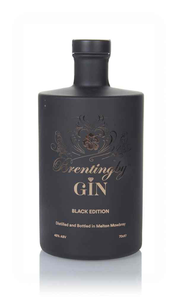 Brentingby Gin - Black Edition