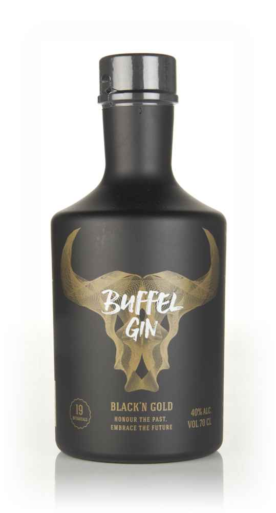 Buffel Black 'n Gold Gin
