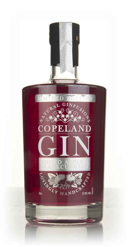 Copeland Gin Spiced Apple & Blackcurrant