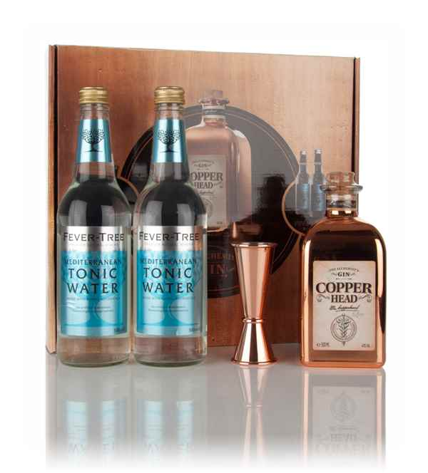 Copperhead Gin Gift Pack
