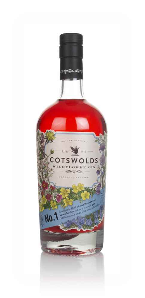 Cotswolds No.1 Wildflower Gin