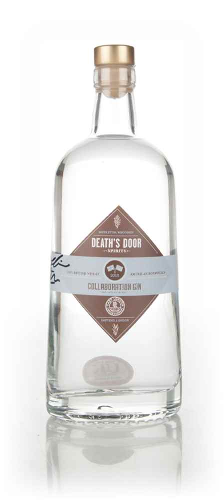 Death's Door & East London Liquor Company Collaboration Gin