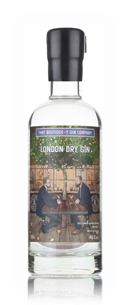 Miyagawa Citrus Gin - East London Liquor Company (That Boutique-y Gin Company)