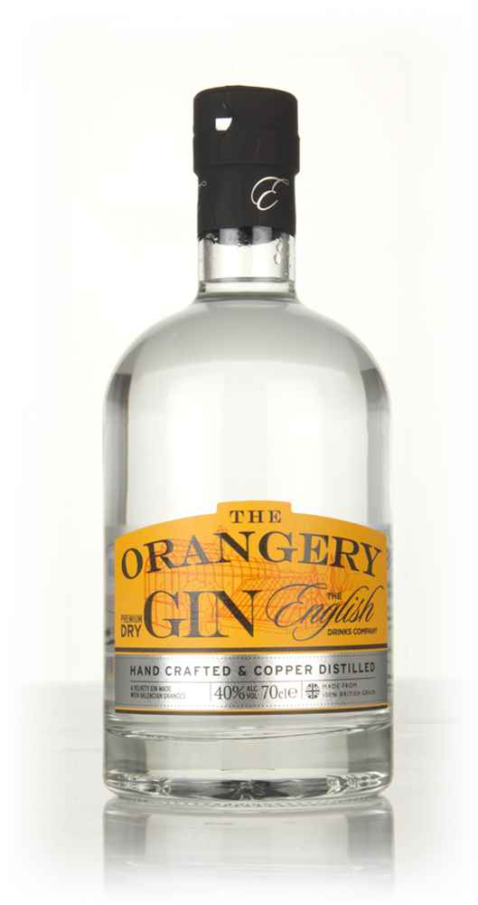 English Drinks Company Orangery Gin